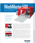 cover of WashMaster 500 brochure