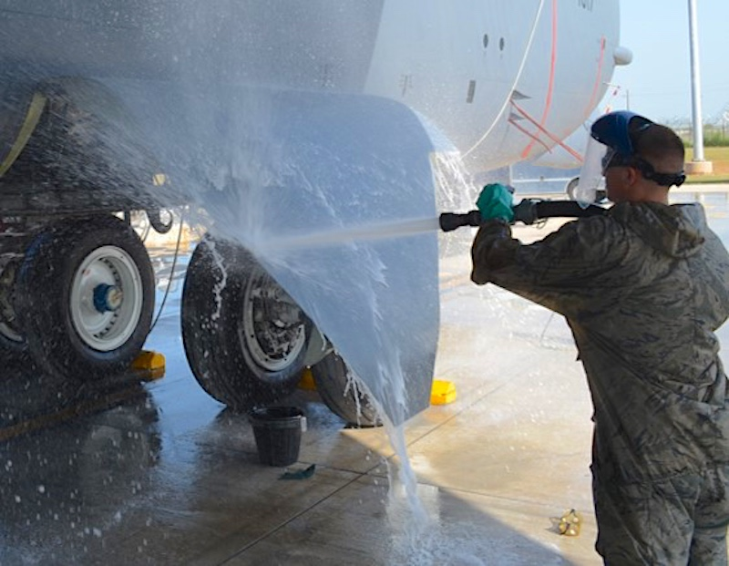 using TAWS on aircraft