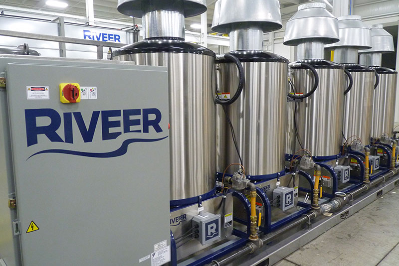machine inside Riveer