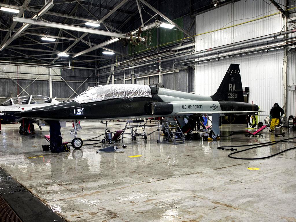 air force aircraft rinse