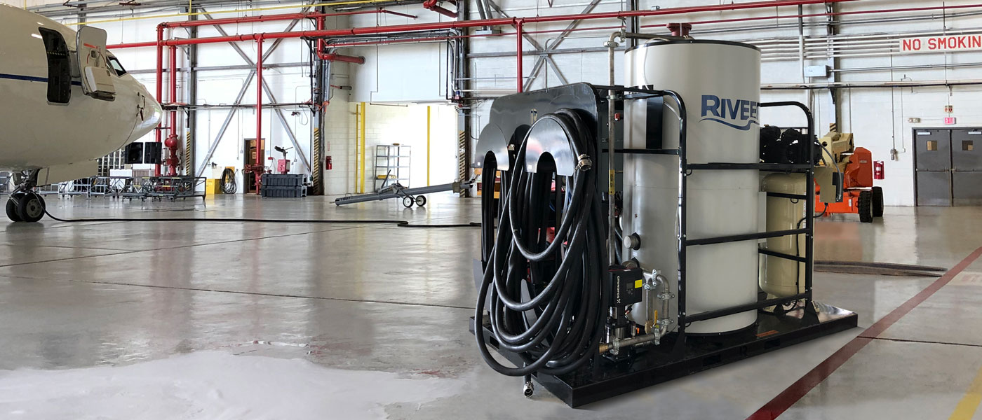 aircraft safe washing